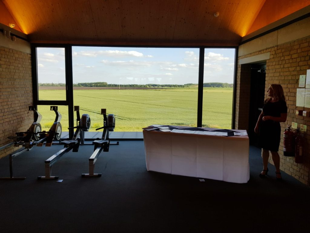 Events launch -ergs and view